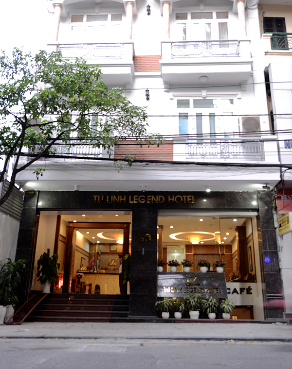 参照:Tu Linh Legend Hotel HP