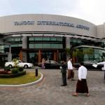 空港から市内へのアクセス|ヤンゴン