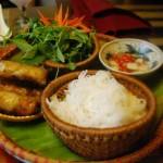 隠れ家風高級ホテルのレストランで多国籍料理を!|ハノイ