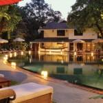 まるで別世界!高級ホテル内の人気レストラン|ヤンゴン