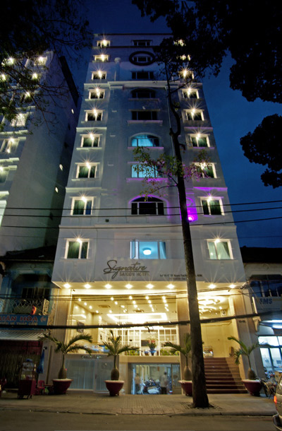 参照:Signature Saigon Hotel HP