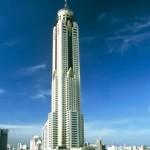 絶景!バンコクで一番高い超高層ホテル|バンコク