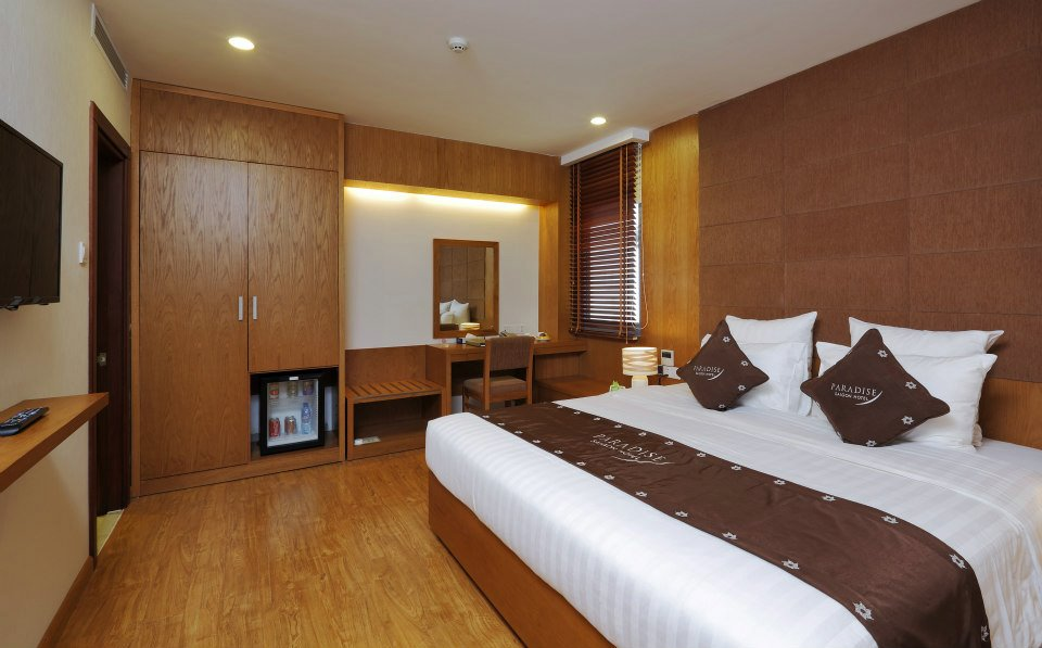 出典:Paradise Saigon Boutique Hotel Facebook
