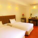 空港に程近い、便利でコスパ良好なホテル|ヤンゴン
