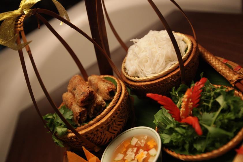 出典:The Gourmet Corner Restaurant Facebook