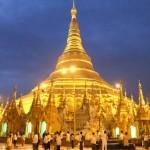 黄金に輝くミャンマー仏教の総本山|ヤンゴン