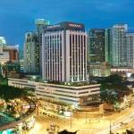 アクセスがとても良く、街歩きが気軽にできるホテル|クアラルンプール