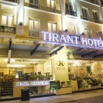 バルコニーやお洒落なバスルームを楽しめるブティックホテル|ハノイ