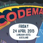 ニュージーランドでリラックスしてWebDevを学ぶ-Codemania 2015-