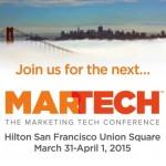 エグゼクティブこそTech&Marketingを学ぶべき-Mar Tech San Francisco 2015-