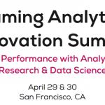 他に例を見ないゲーム特化のビッグデータカンファレンス-Gaming Analytics Summit-