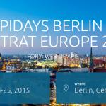 APIディベロッパーよベルリンに集え!-APIDays Berlin and APIStrat Europe 2015-