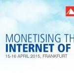 気になるIoTのマネタイズにフォーカスしたカンファレンス-Monetising the Internet of Things 2015-
