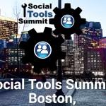 最新のソーシャルメディアツールを駆使してROIを高めよ-Social Tools Summit-