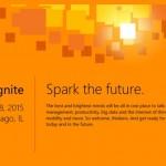 今年もマイクロソフトの大型Techイベントが開催-Microsoft Ignite 2015-