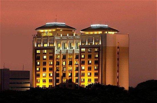 ホテル サンティカ プルミエール ジャカルタ