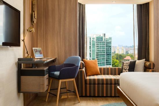 トレーダース ホテル シンガポール バイ シャングリラ