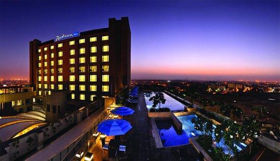 ラディソン ブル ホテル ニューデリー パシェム ビハール