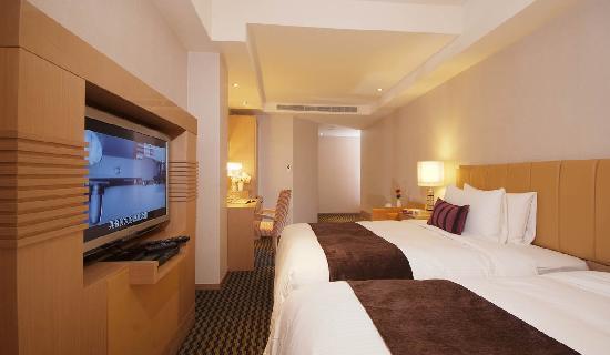 東京インターナショナルホテル(台北東京国際飯店)