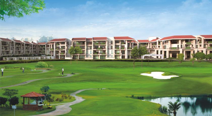 インド ゴルフ場