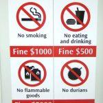 出張時に気を付けたいシンガポールの法律禁止事項