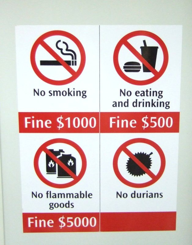 出典:http://s4.photobucket.com/user/Shotimex9/media/Singapore_MRT_Fines.jpg.html