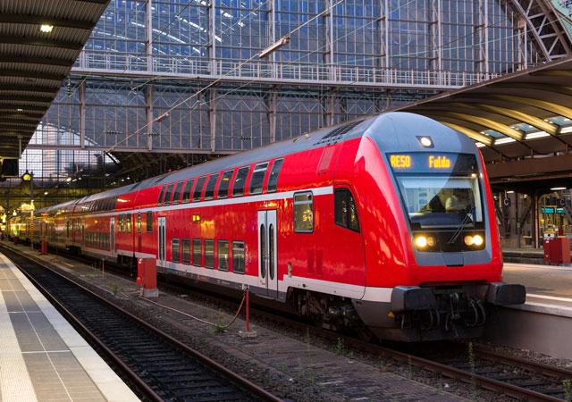 ドイツの電車