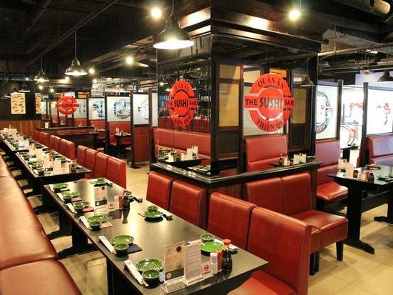 ホーチミン市内の日本料理レストラン